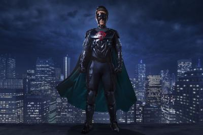 The Return of Doctor Mysterio (Credit: BBC/Ray Burmiston)