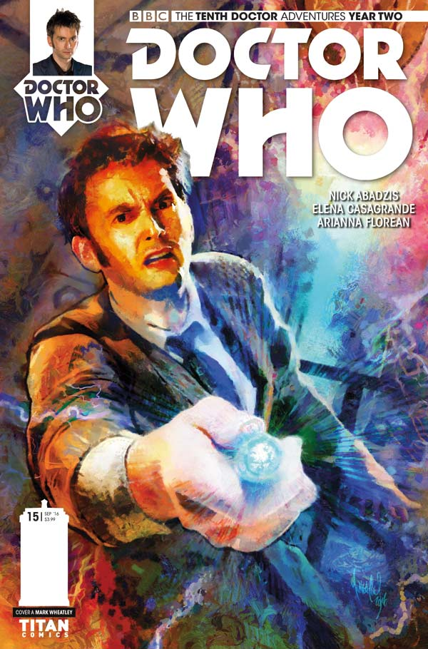 Doctor Who: TENTH DOCTOR #2.15 (Titan)