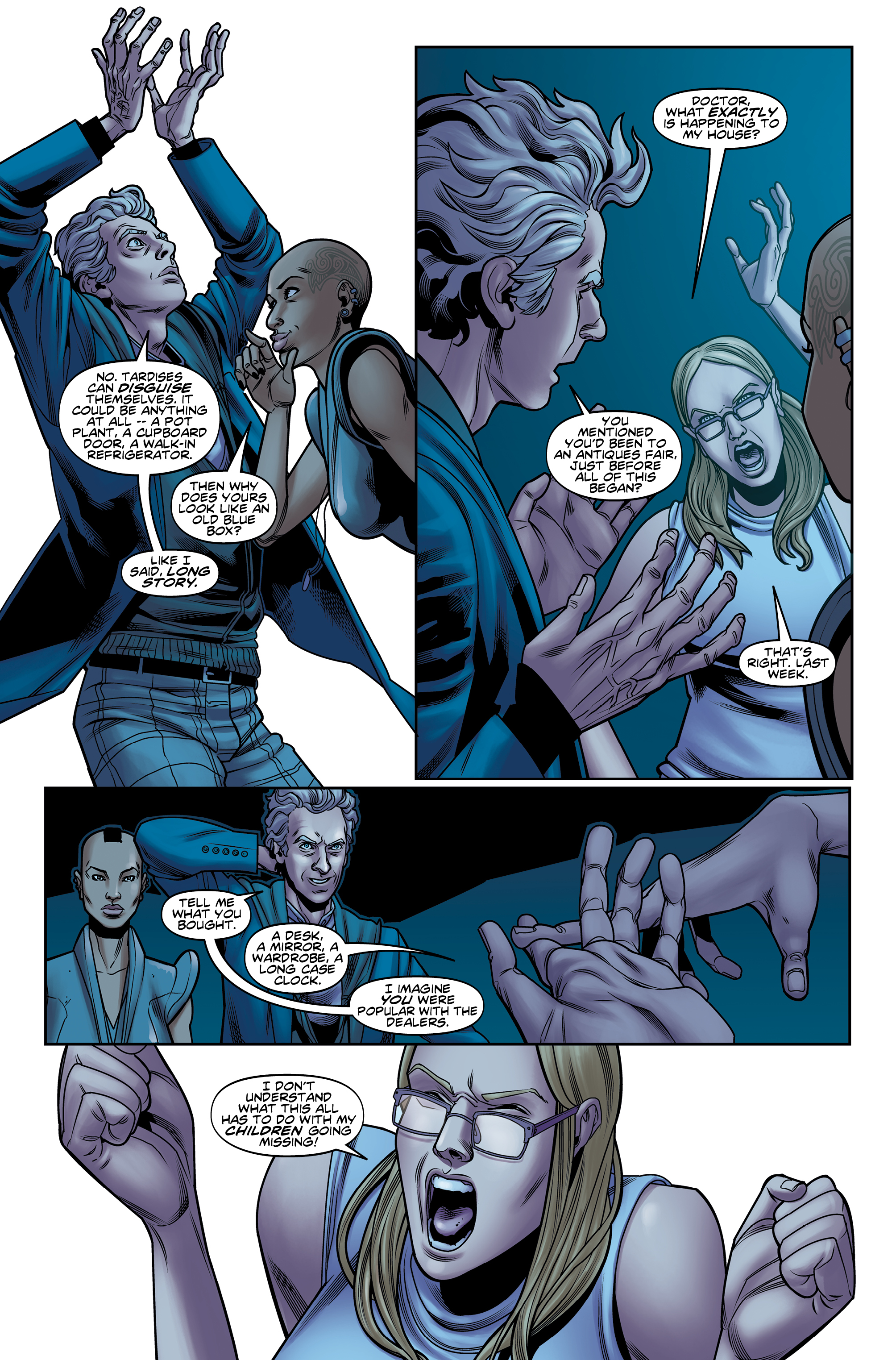 Doctor Who: TWELFTH DOCTOR #2.10(Titan)