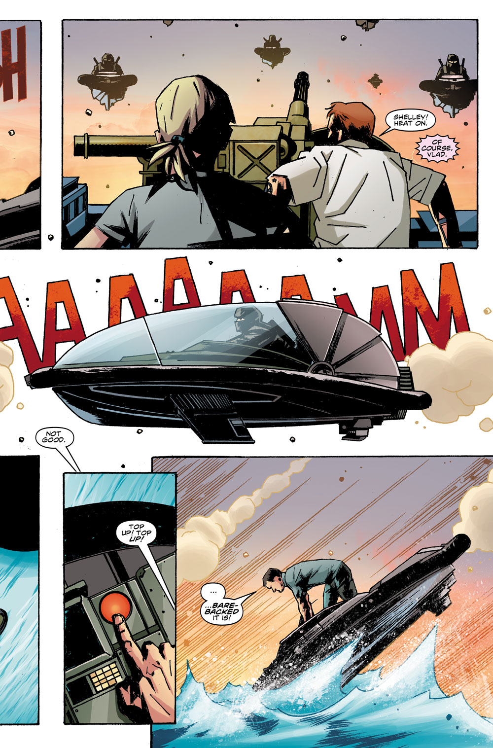 Torchwood #2  (Titan)