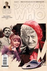Doctor Who: Third Doctor #2 (Titan)