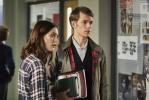 April (SOPHIE HOPKINS), Charlie (GREG AUSTIN) (Credit: BBC/Simon Ridgeway)