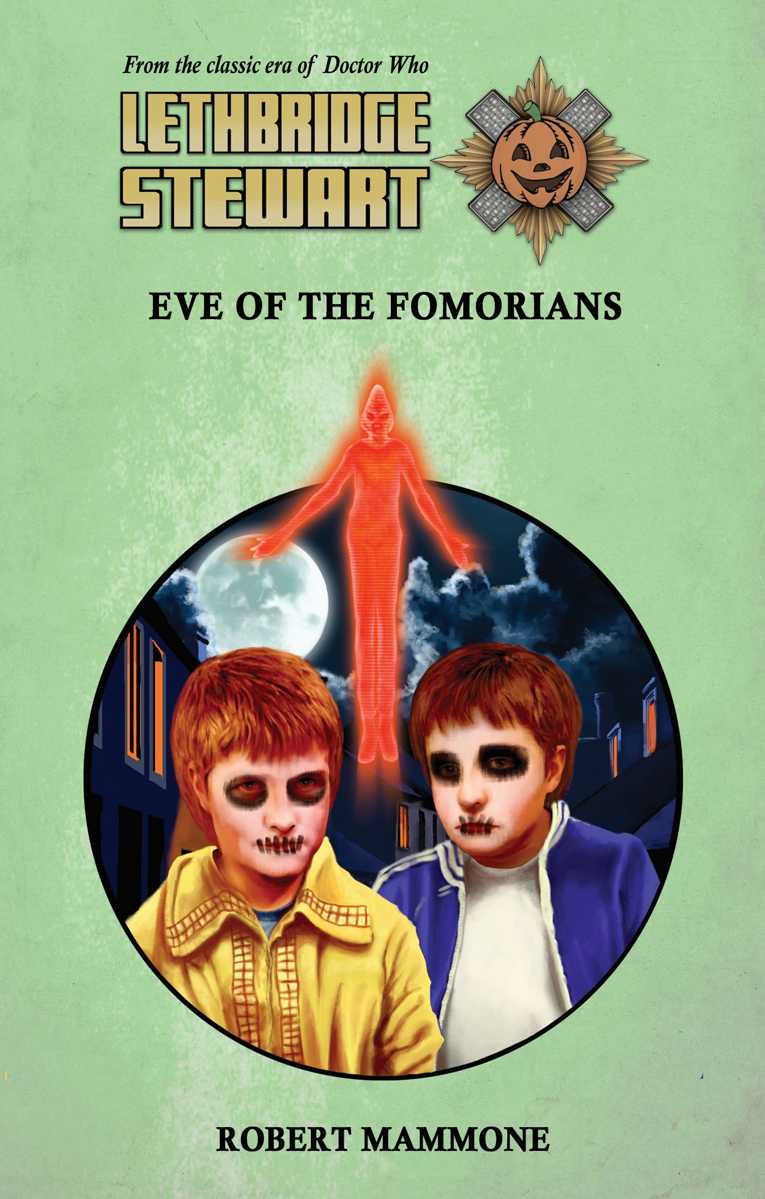 Lethbridge-Stewart: Eve of the Fomorians (Credit: Candy Jar Books)