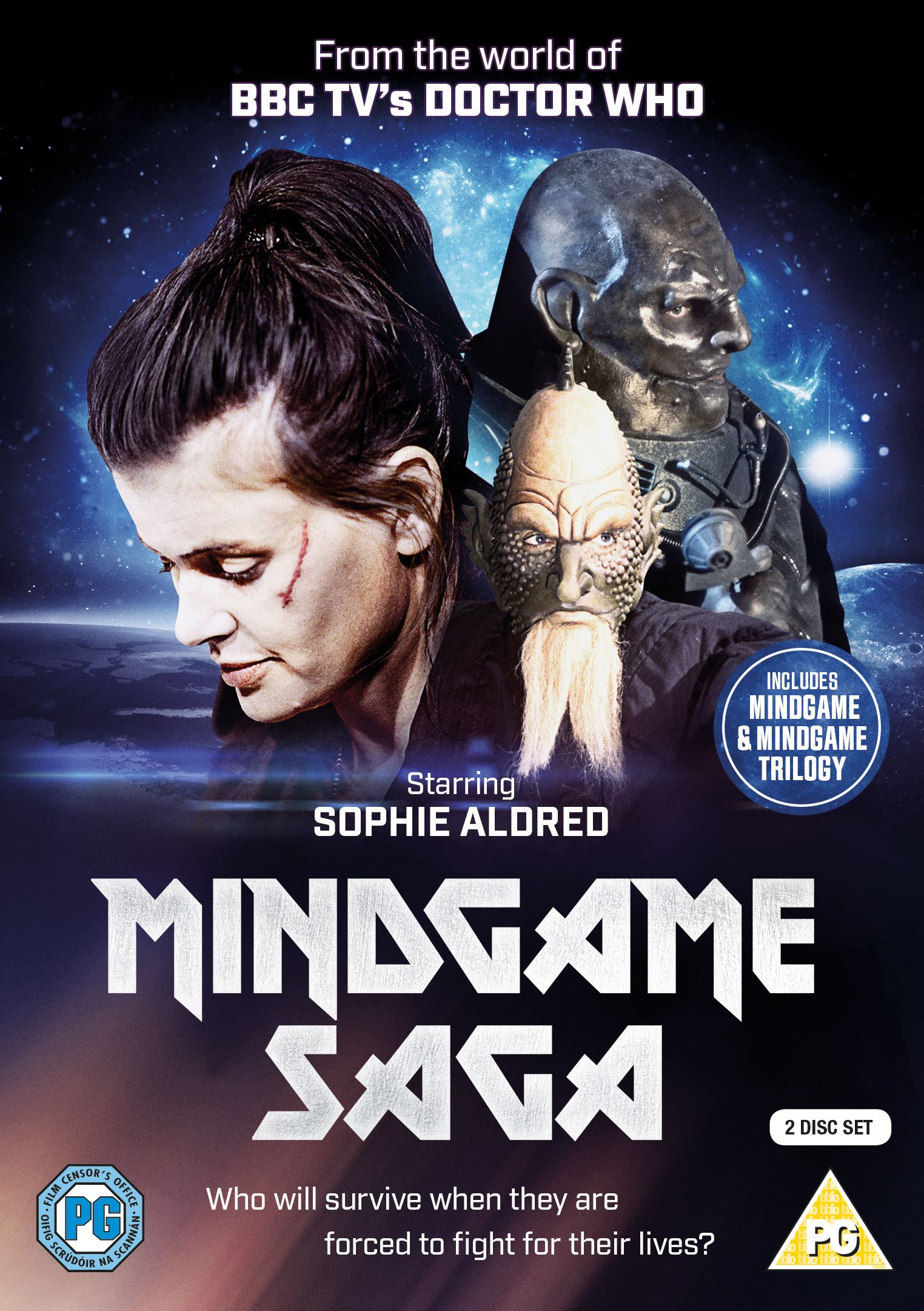 Mindgame Saga (Credit: Koch Media)