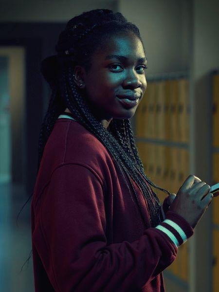 Vivian Oparah - Image Credit: BBC/Todd Antony
