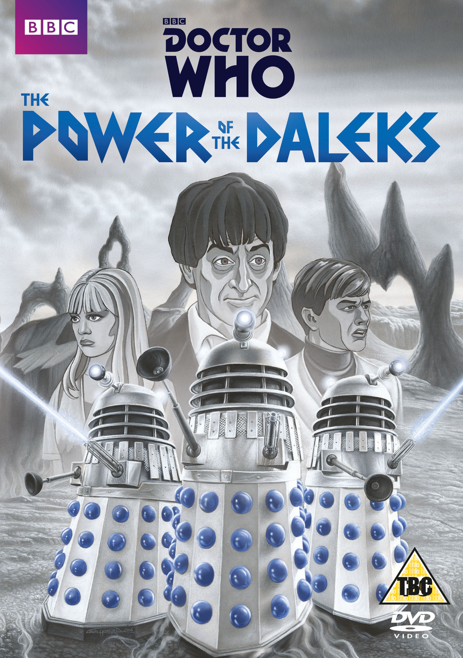 The Power of the Daleks (Credit: BBC Worldwide)