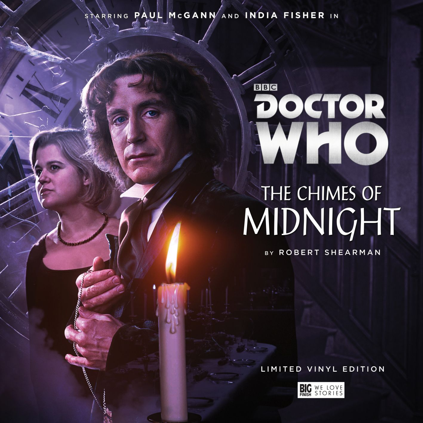Doctor Who Review The Chimes Of Midnight Limited Vinyl
