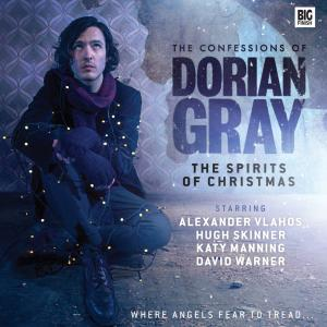 The Confessions of Dorian Gray: The Spirits of Christmas (Credit: Big Finish)