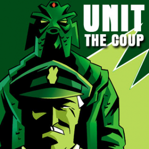Doctor Who: UNIT: The Coup