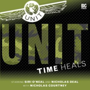 Doctor Who: UNIT: Time Heals