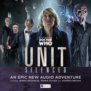 Doctor Who: UNIT: Silenced