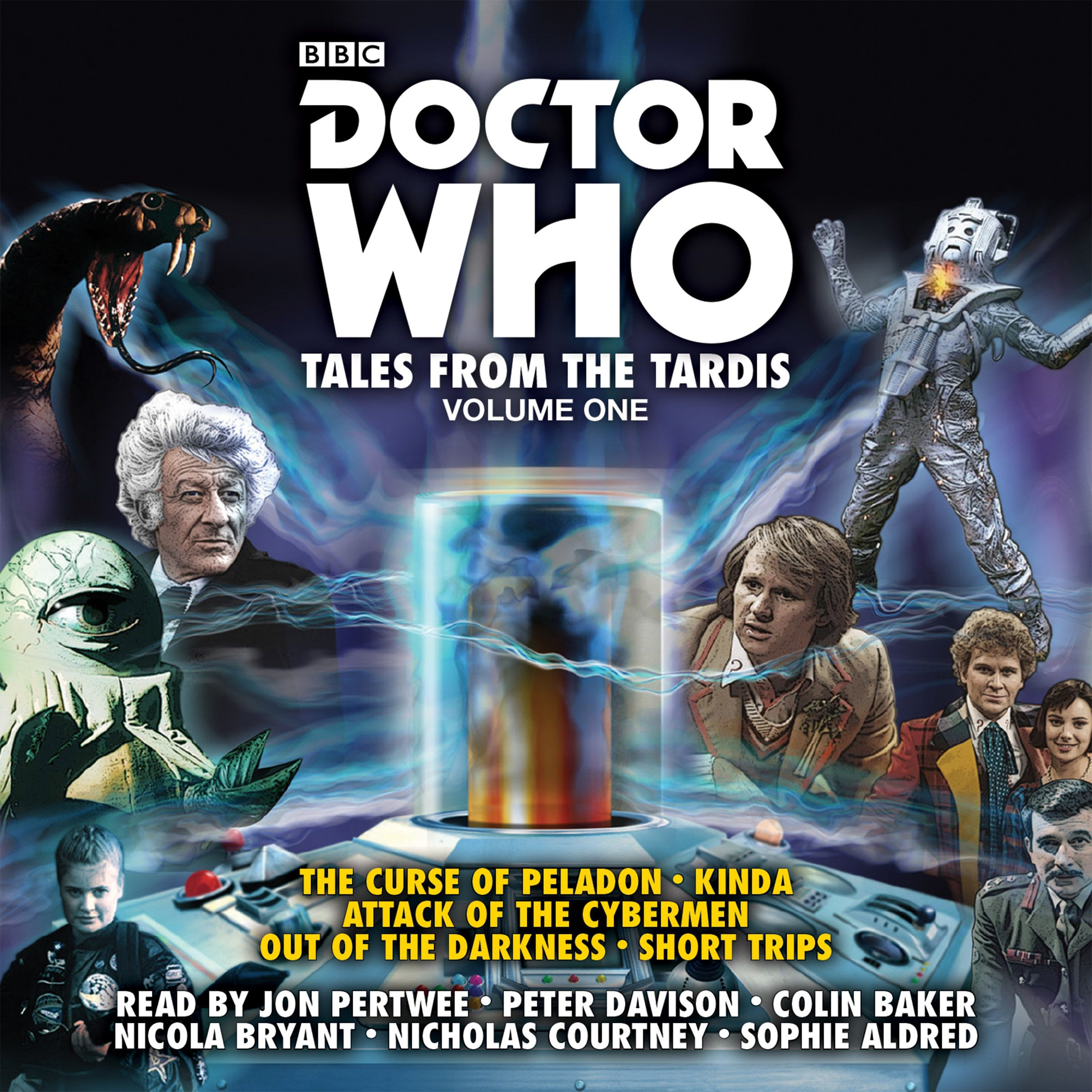 Tales from the TARDIS - Volume One (Credit: BBC Audio)