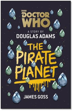 The Pirate Planet (novel) (Credit: BBC Books)