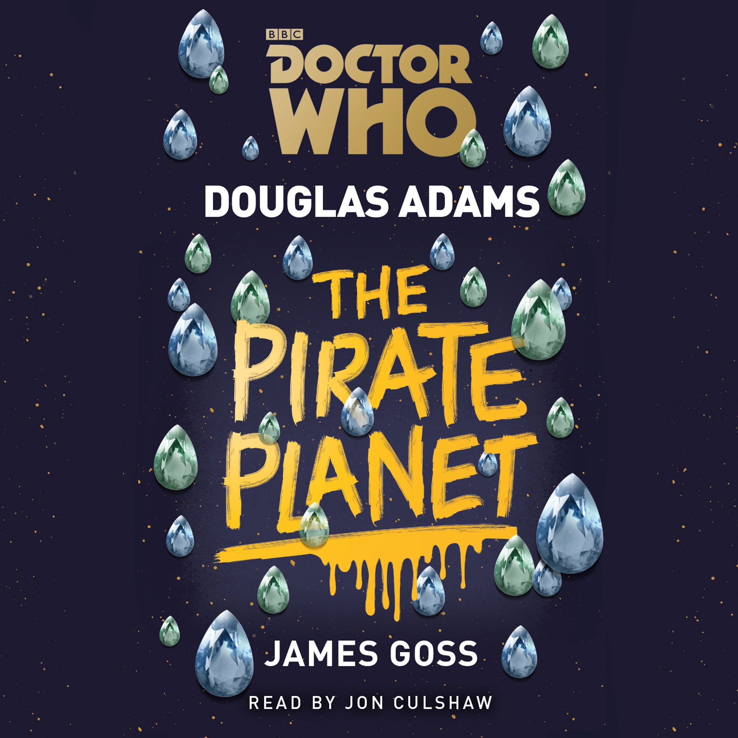 The Pirate Planet (audiobook) (Credit: BBC Audio)