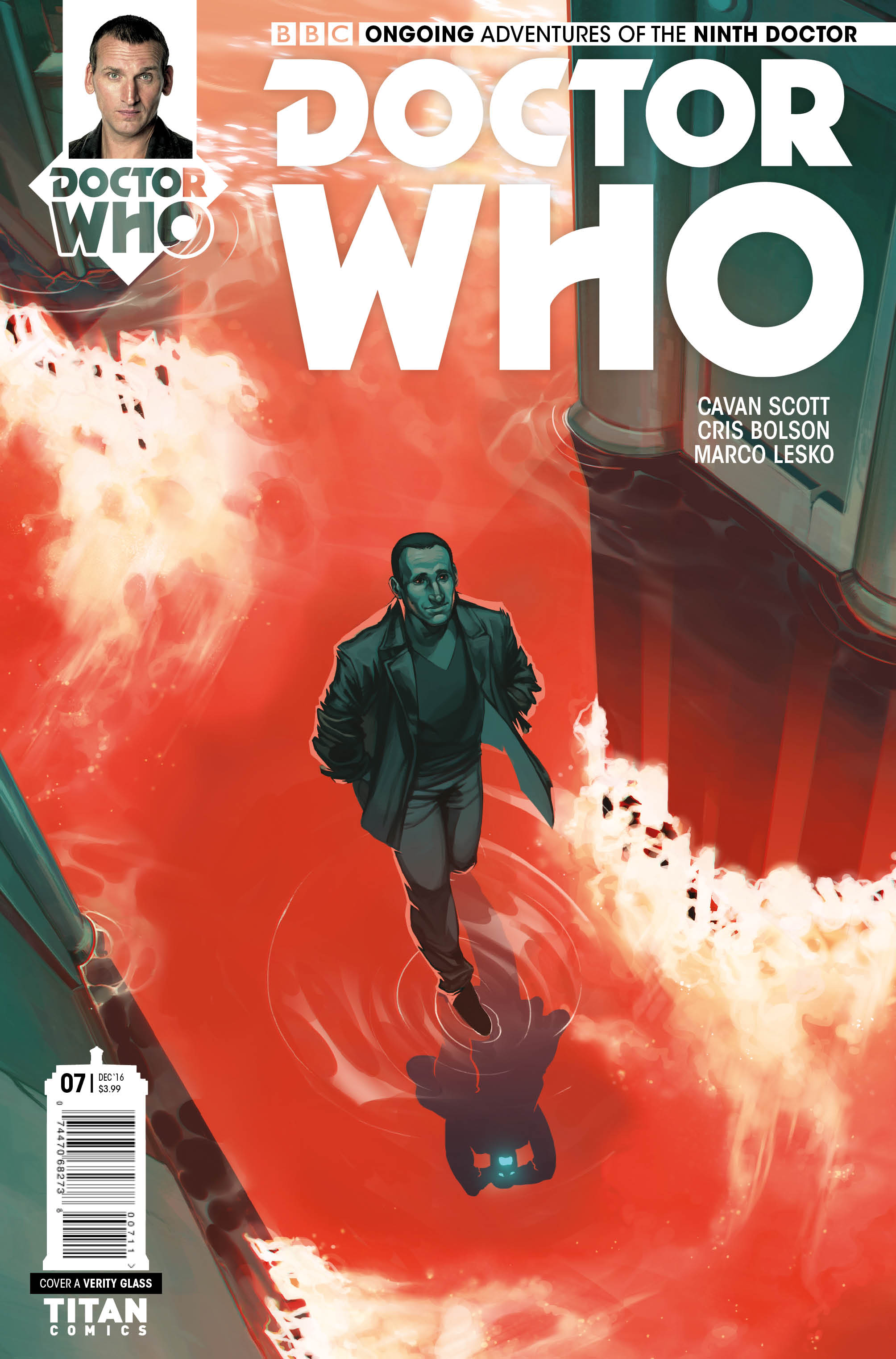 NINTH DOCTOR #7