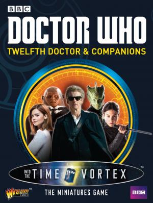 Warlord Games: Twelfth Doctor and Companions (cover) (Credit: Warlord Games)