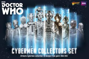 Warlord Games: Cybermen Collectors Set (cover) (Credit: Warlord Games)