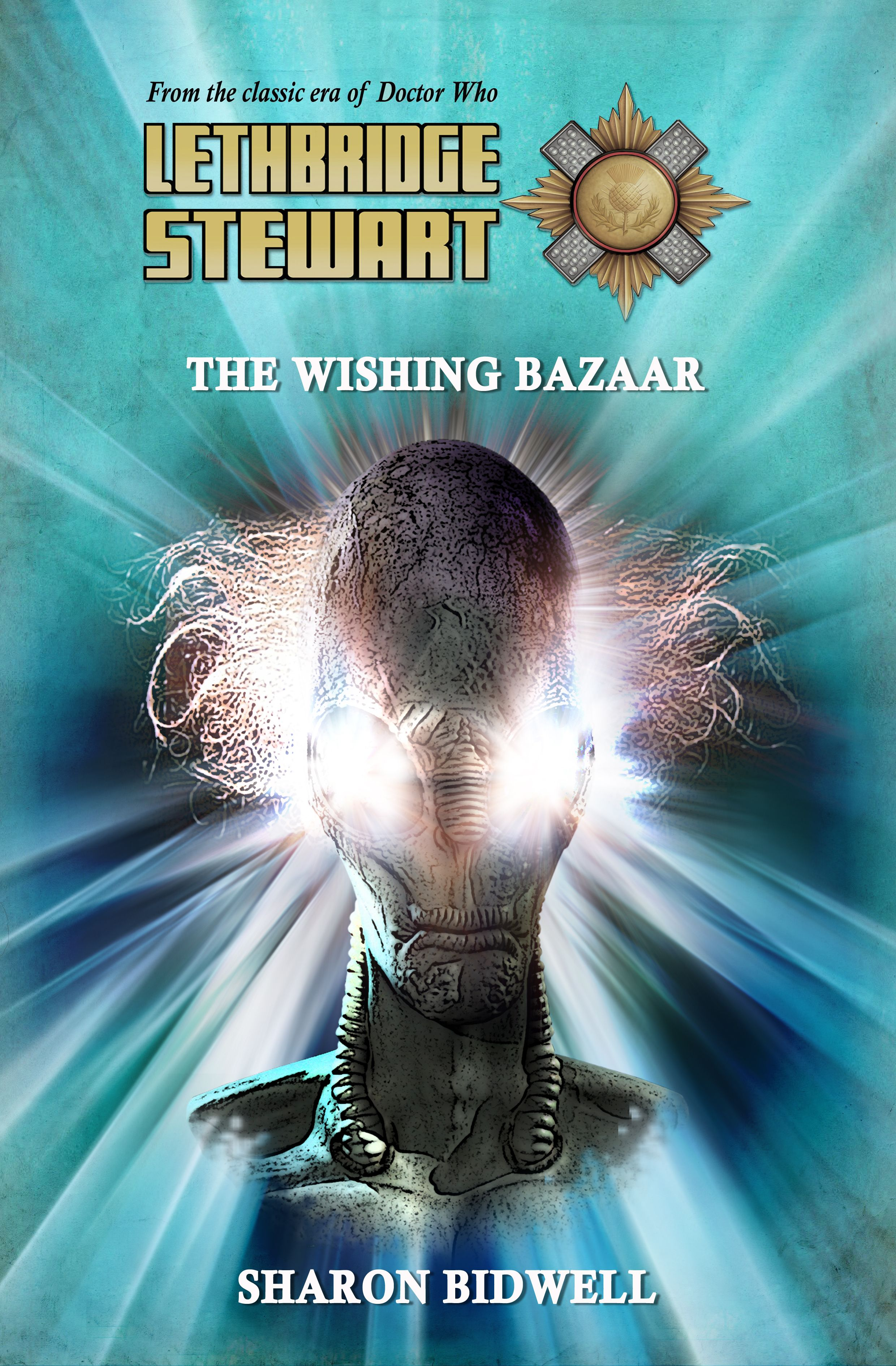 Lethbridge-Stewart: The Wishing Bazaar (Credit: Candy Jar Books)