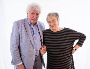 Tom Baker /Pam Ferris (Credit: Big Finish )