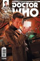 ELEVENTH DOCTOR #2.15 Cover_B_Will_Brooks (Credit: Titan)