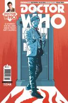 ELEVENTH DOCTOR #2.15 Cover A Tom Humberstone (Credit: Titan)
