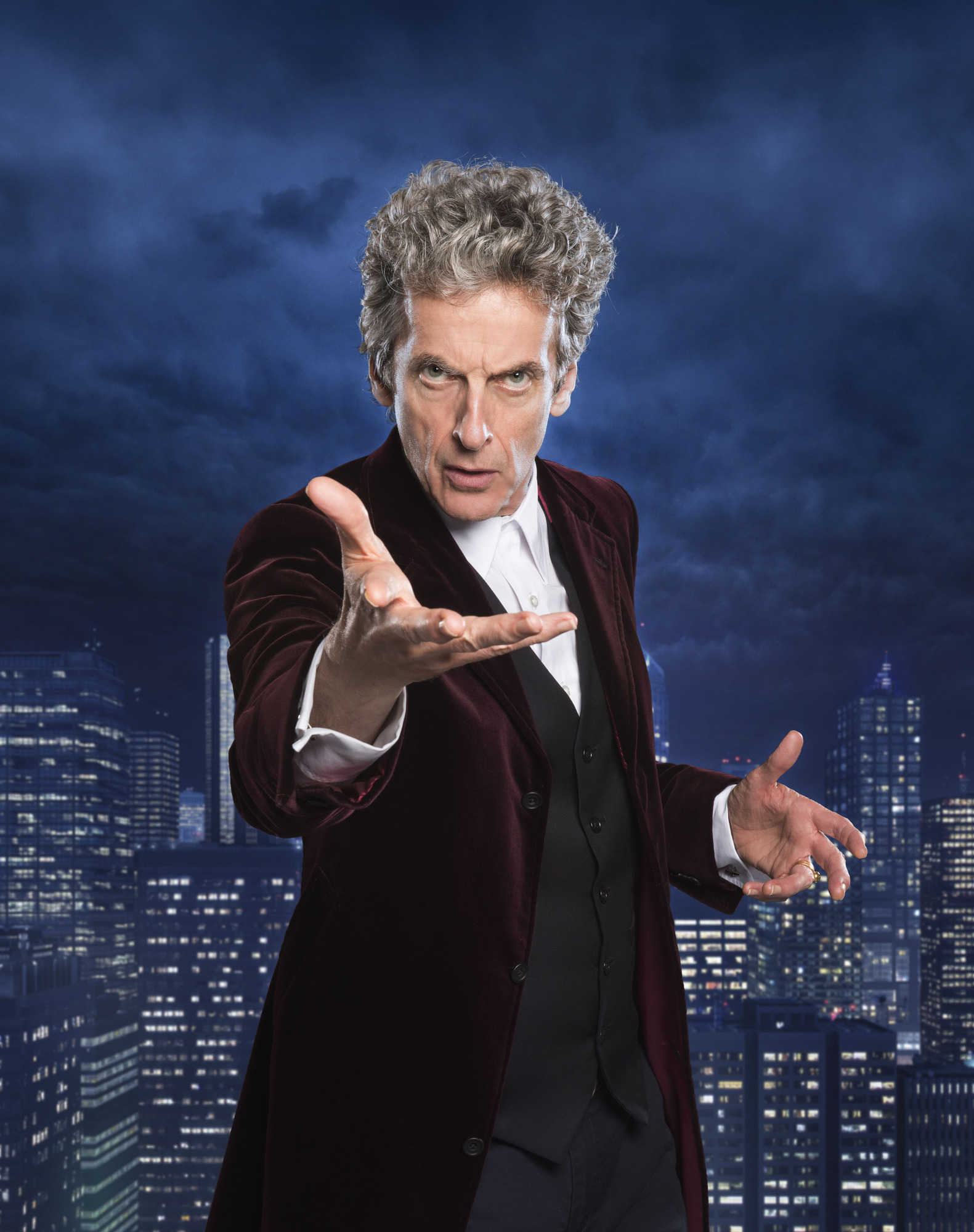The Return of Doctor Mysterio  - Doctor Who (PETER CAPALDI) (Credit: BBC)