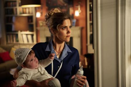 The Return of Doctor Mysterio  - Lucy Fletcher (CHARITY WAKEFIELD) (Credit: BBC)