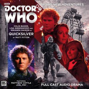 Quicksilver (Credit: Big Finish)
