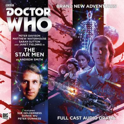 The Star Men (Credit: Big Finish)