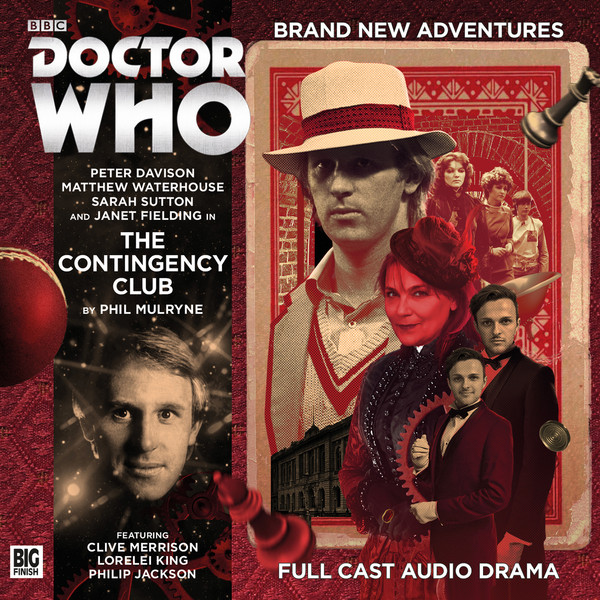 The Contingency Club (Credit: Big Finish)