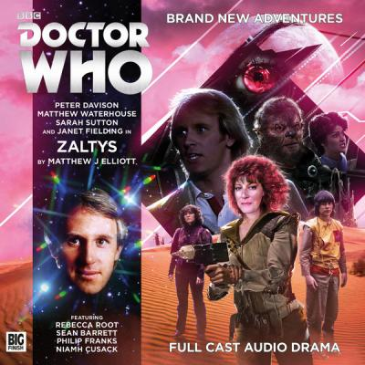 Zaltys (Credit: Big Finish)