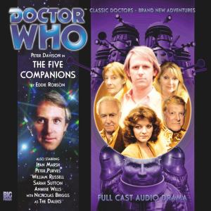 Doctor Who: The Five Companions