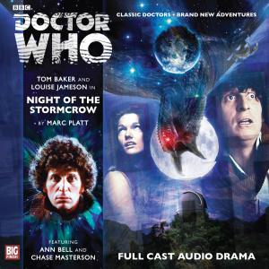 Night of the Stormcrow (Credit: Big Finish / Alex Mallinson)