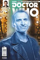 Ninth Doctor #8 Cover_B_Will_Brooks (Credit: Titan)