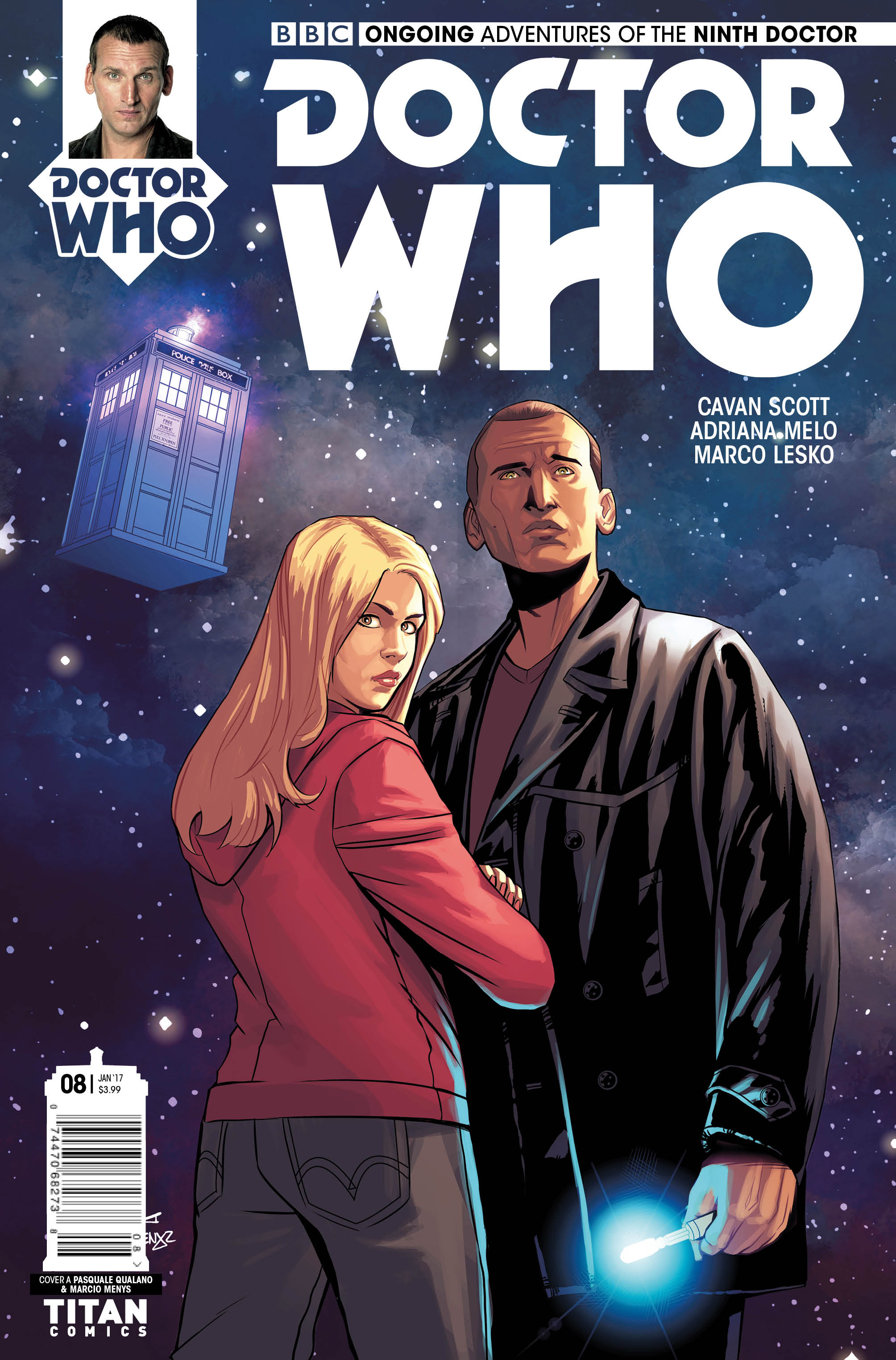 Ninth Doctor #8 Cover_A_Pasquale_Qualano (Credit: Titan)