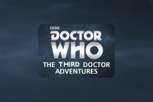 bfThird Doctor Adventures