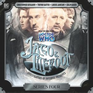 Doctor Who: Jago & Litefoot Series 04