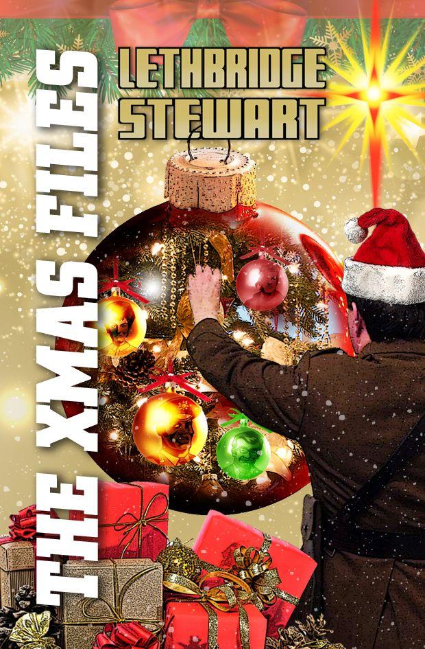 Lethbridge-Stewart: The Xmas Files (Credit: Candy Jar Books)
