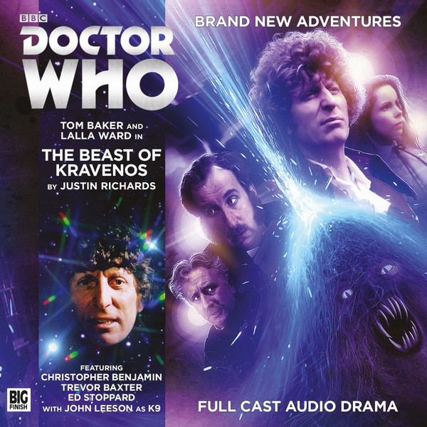 The Fourth Doctor Adventures: The Beast f Kravenos (Credit: Big Finish)