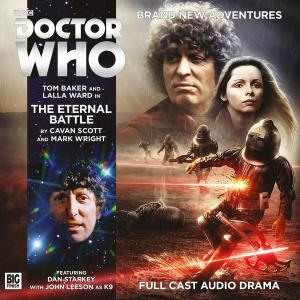 The Fourth Doctor Adventures: The Eternal Battle (Credit: Big Finish)