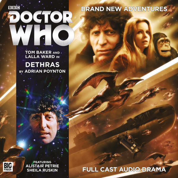 The Fourth Doctor Adventures: Dethras (Credit: Big Finish)