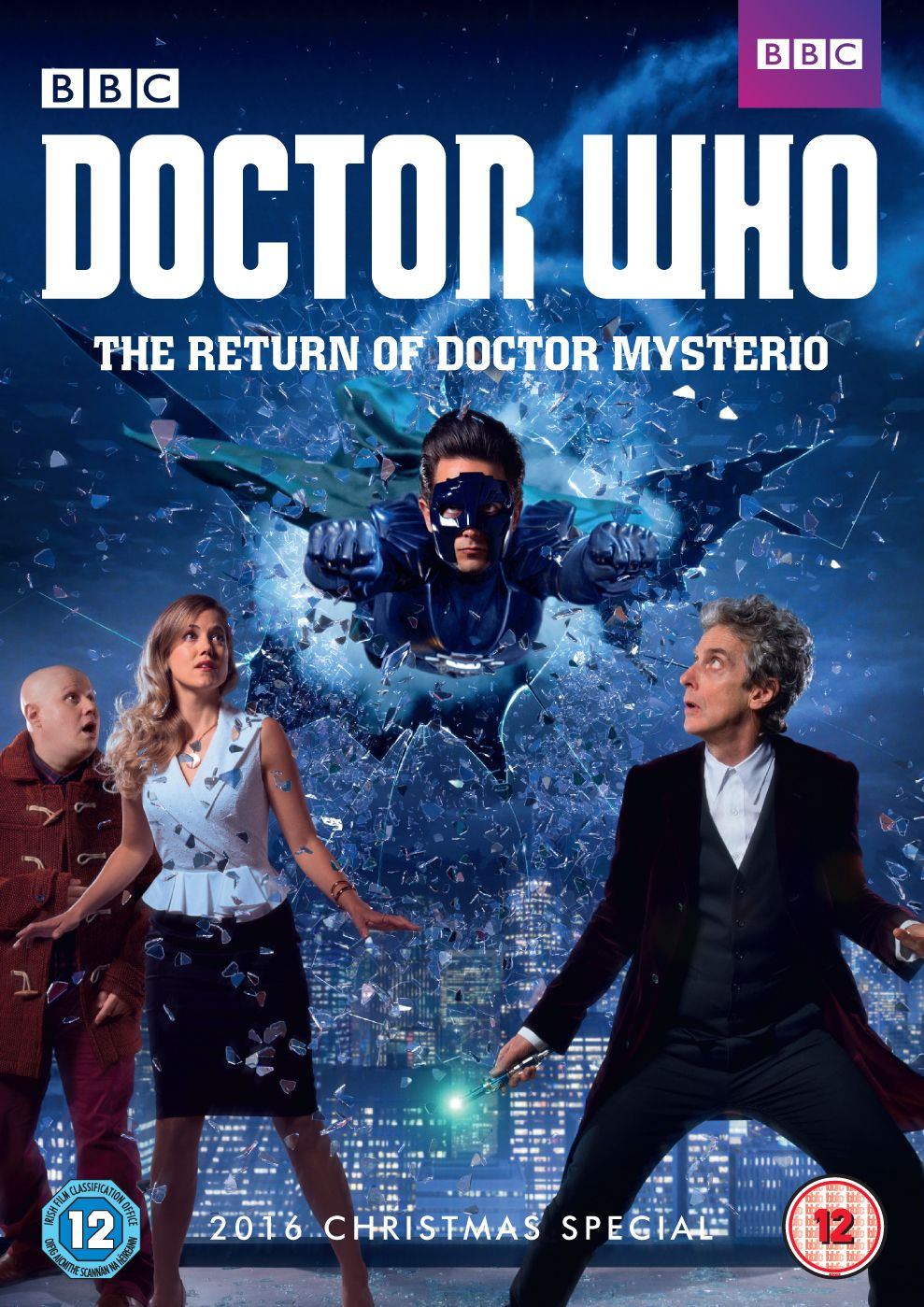 The Return of Doctor Mysterio (DVD) (Credit: BBC Worldwide)