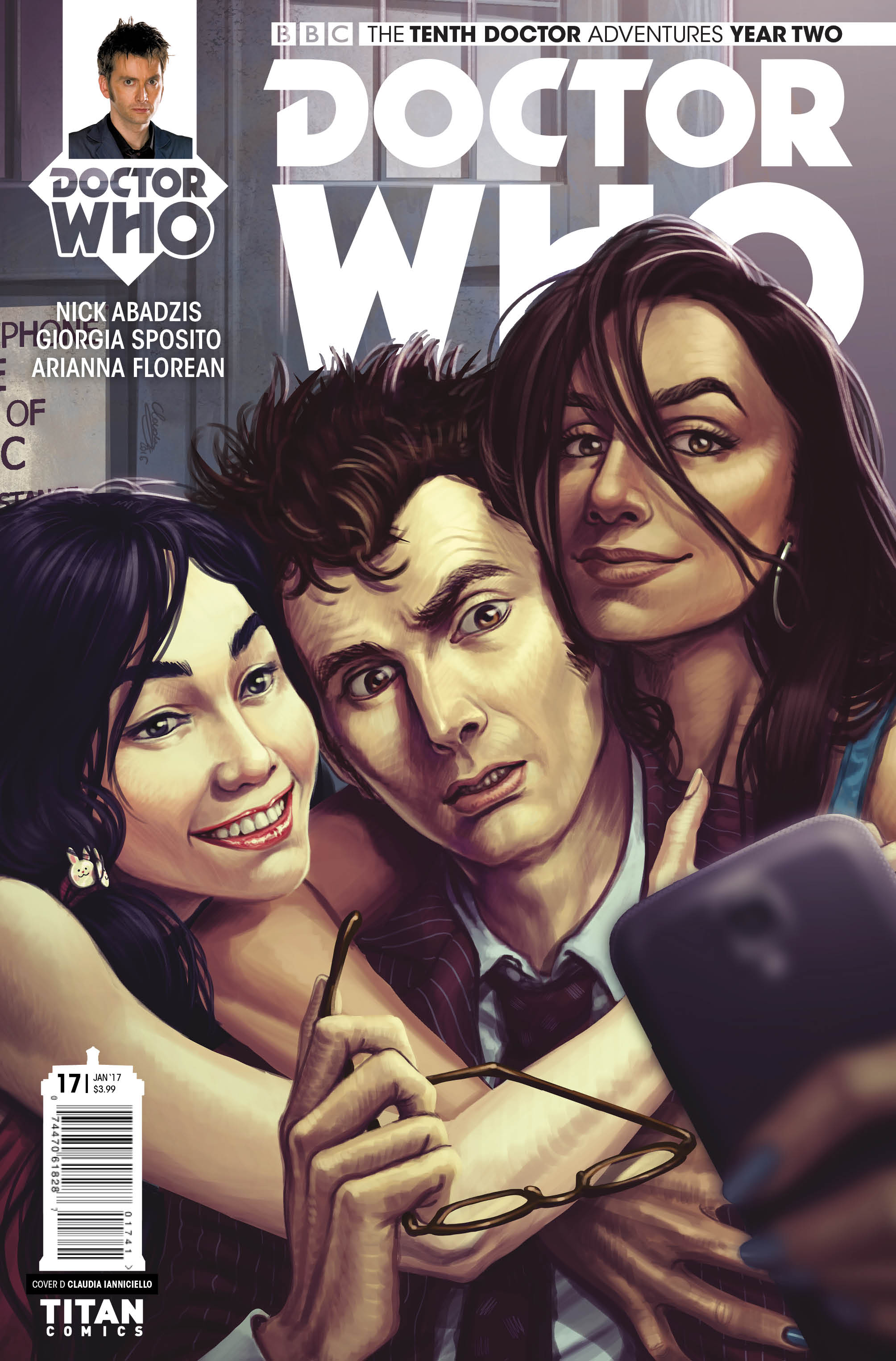TENTH DOCTOR #2.17 Cover_D_Claudia_Ianniciello (Credit: Titan)
