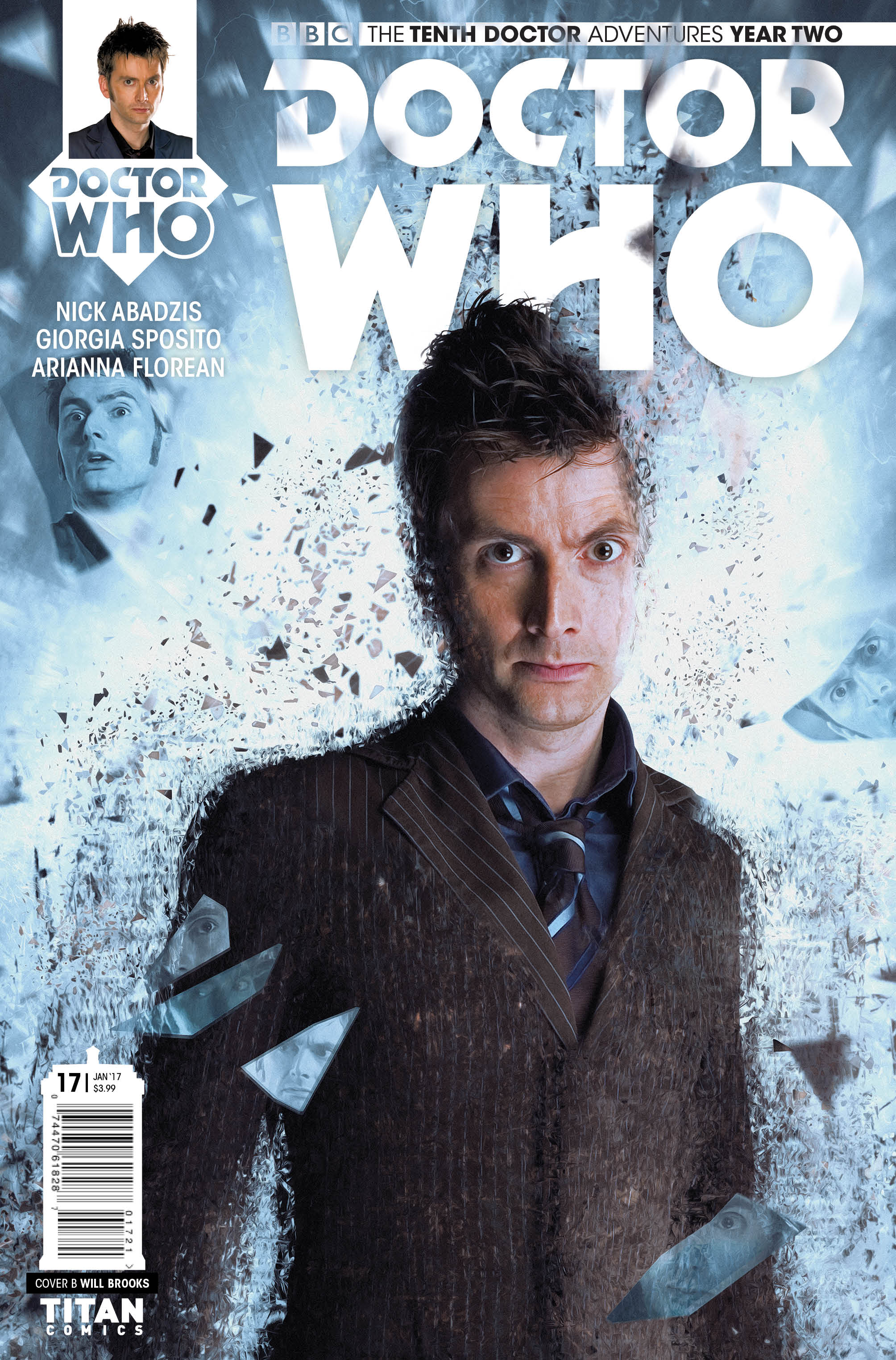 TENTH DOCTOR #2.17 Cover_B_Will_Brooks (Credit: Titan)