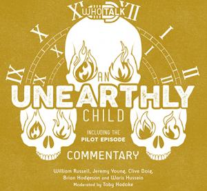 Who Talk: An Unearthly Child (Credit: Fantom Publishing)