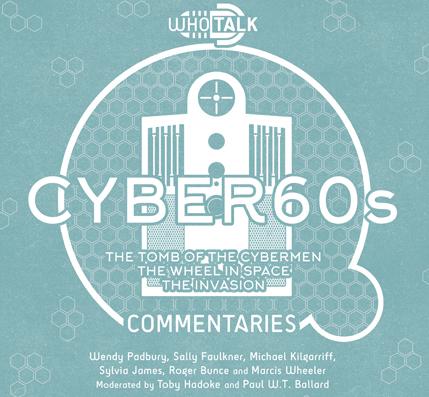 Who Talk: Cyber60s (Credit: Fantom Publishing)