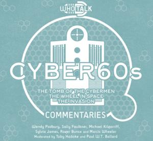 Who Talk: Cyber60s (Credit: Fantom Publishing)