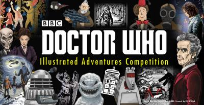 Doctor Who: The Illustrated Adventures (Credit: Penguin Books)
