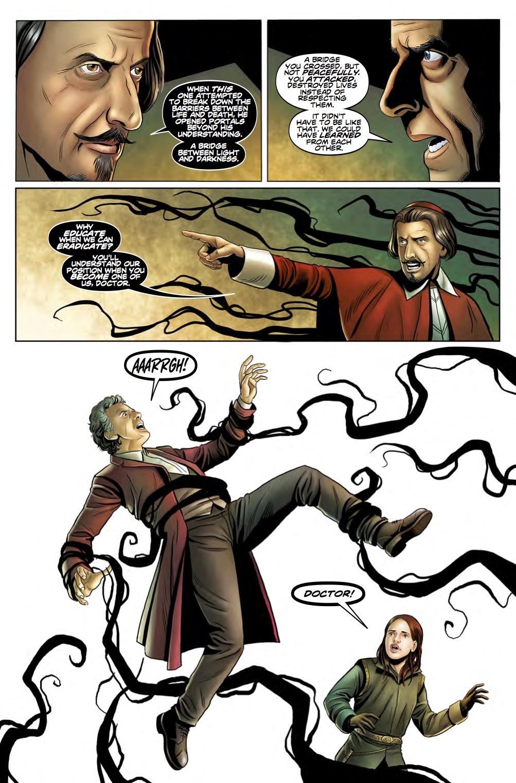 Twelfth Doctor #2.13 Preview_3 (Credit: Titan)