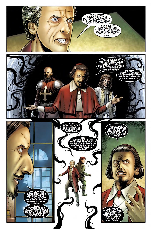 Twelfth Doctor #2.13 Preview_2 (Credit: Titan)